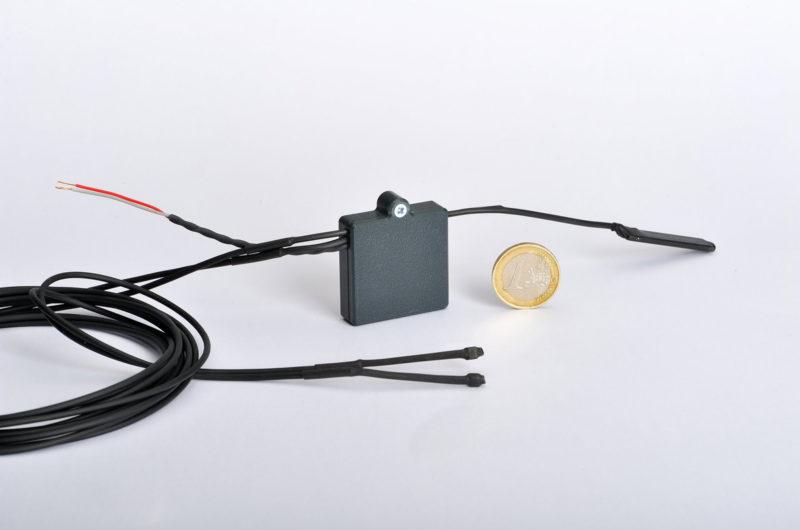 Microspia Gsm doppio microfono semistereo